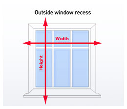 Blind Fitting Instructions Buy Blinds Online From